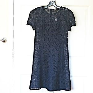 Maje Brand New with Tag Navy Blue dress Size 3